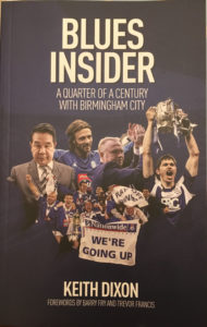 Blues Insider Front Cover